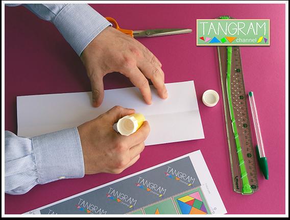 DIY - Tangram Memory Game - Tutorial Picture #6 - www.tangram-channel.com