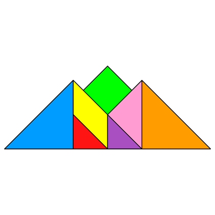 Tangram Mountains