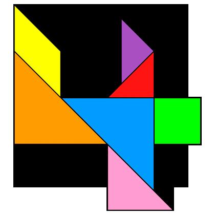 Tangram Four