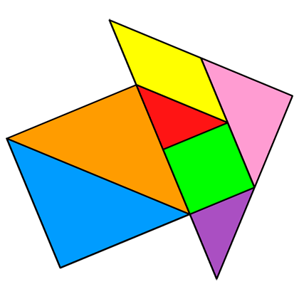 Tangram Arrow 3
