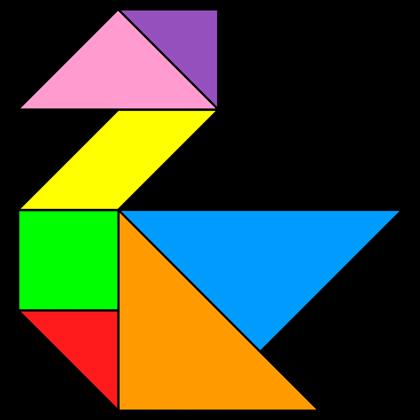 Tangram Cygnet