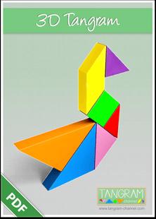 3D Tangram PDF - www.tangram-channel.com