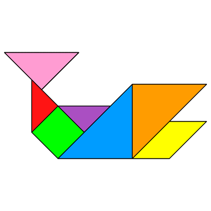 ... #92 - Providing teachers and pupils with tangram puzzle activities