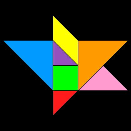 Tangram Star