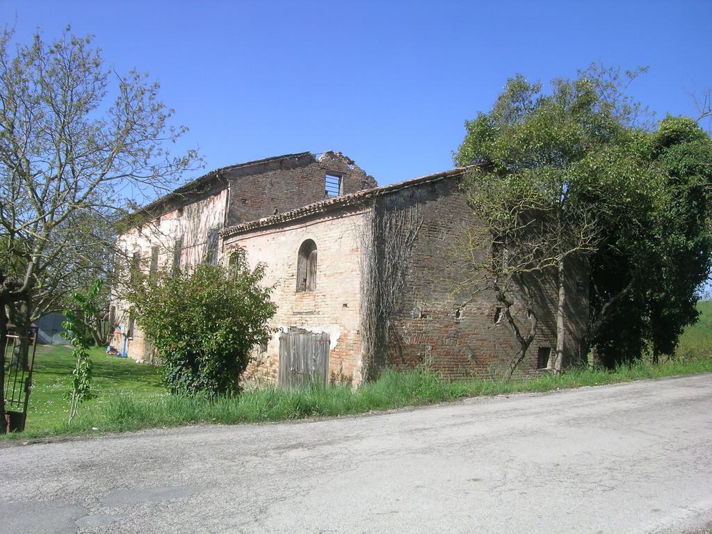 Casa  Minguzzi detto l'Ortolano, qui fu catturato Dumandò che rivelò i rifugi e le protezioni su cui faceva affidamento la banda del Passatore in cambio della vita e di una sostanziosa ricompensa
