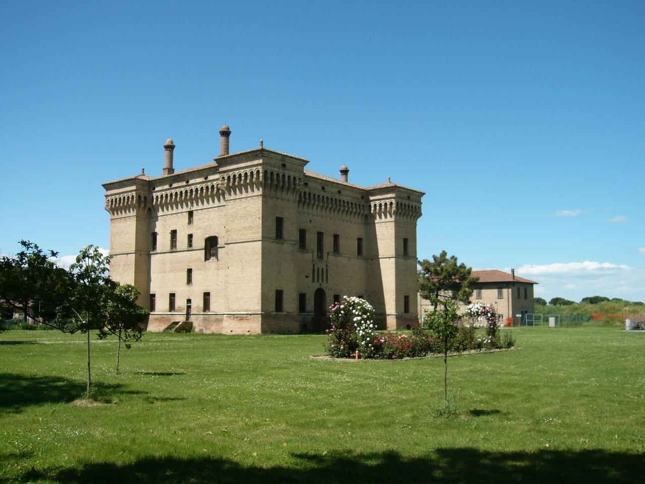 """Il """"Castello"""" di Castiglione di Ravenna"""