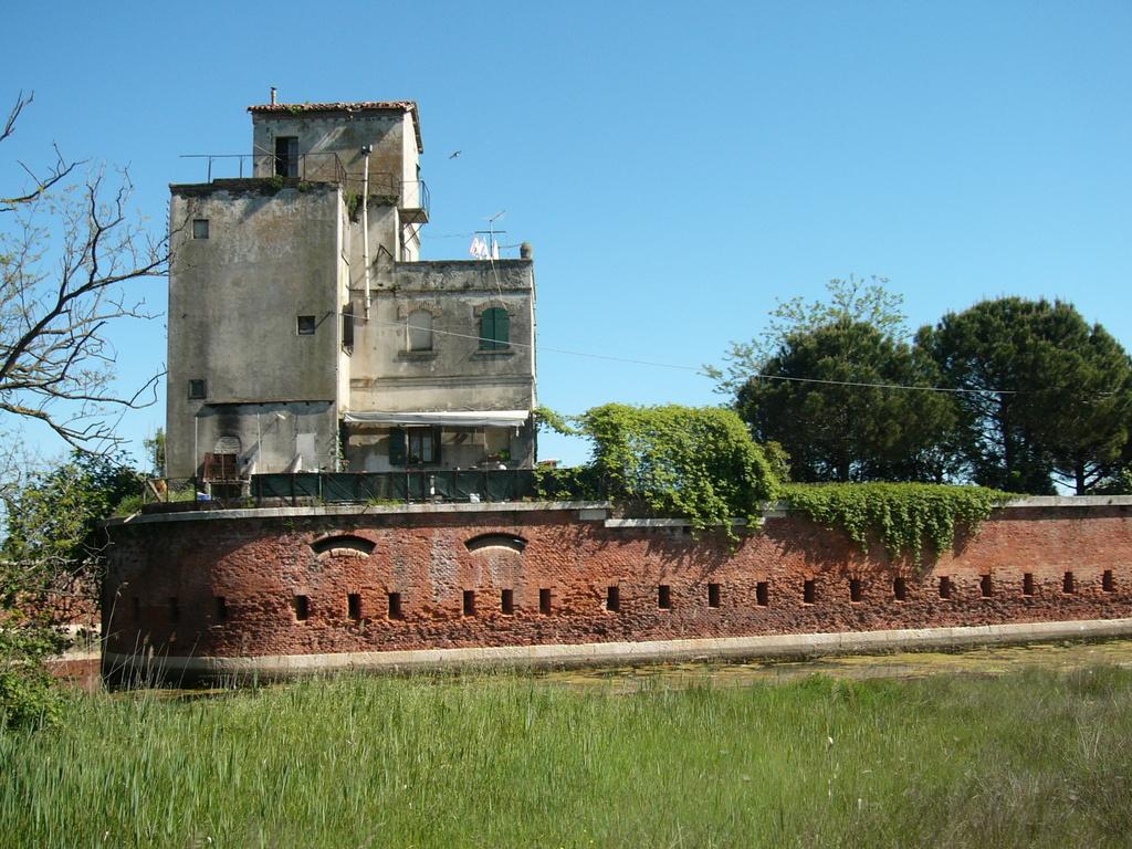 Antico Forte a Lido di Venezia