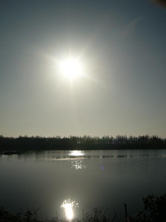 Sorge il sole sulla via delle Valli tra il Po di Levante e l'Adige