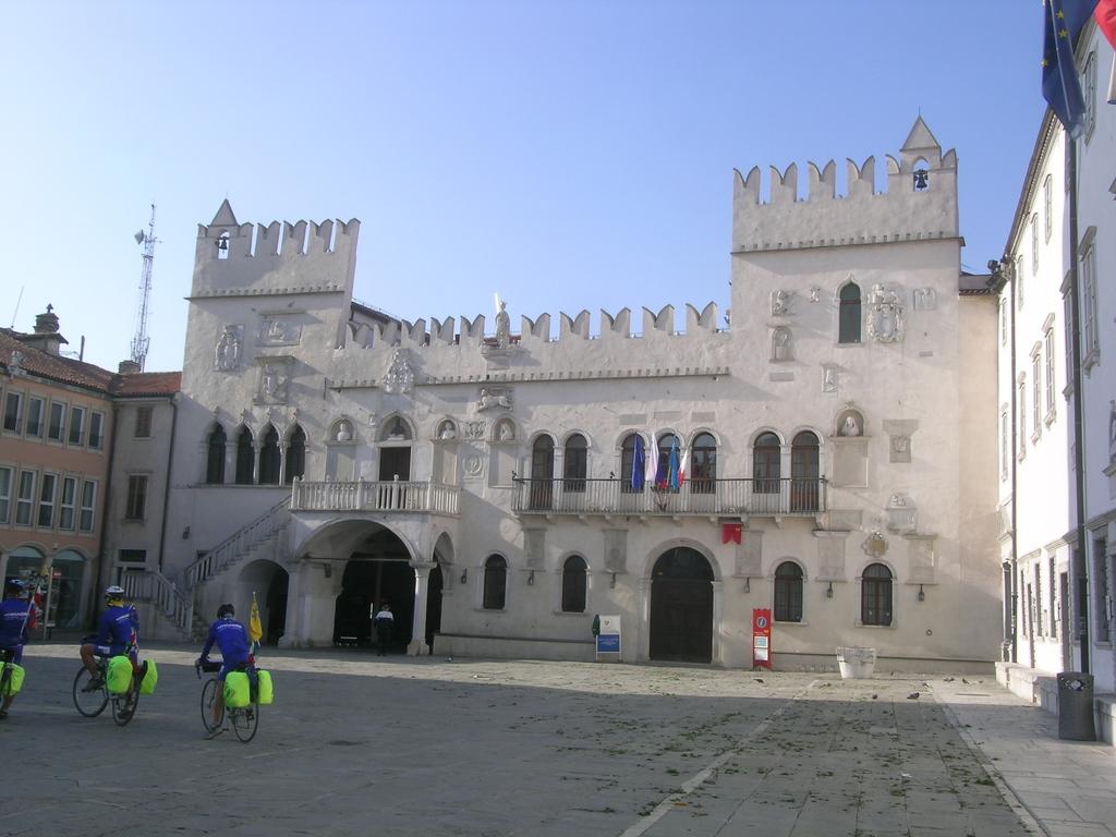Koper il Palazzo dei Priori