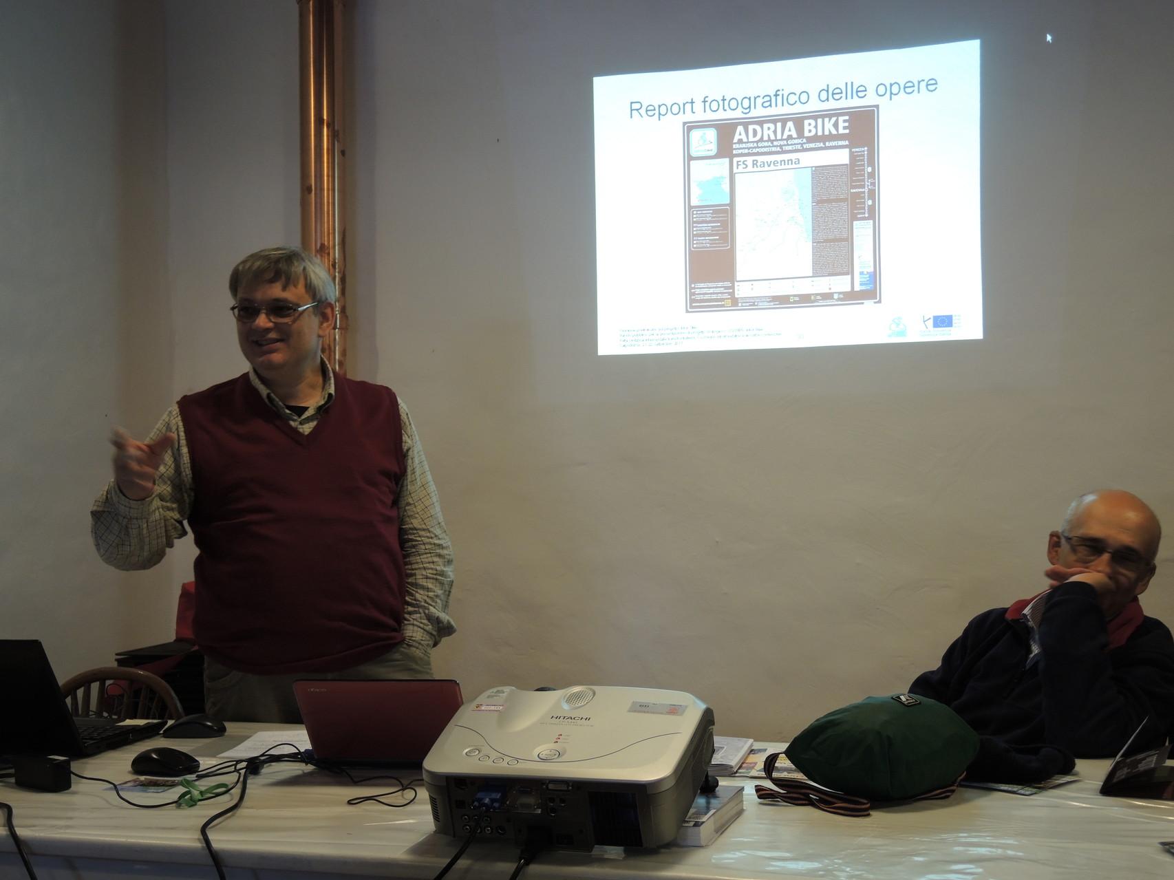 intervento di Andrea Navacchia Presidente FIAB RA