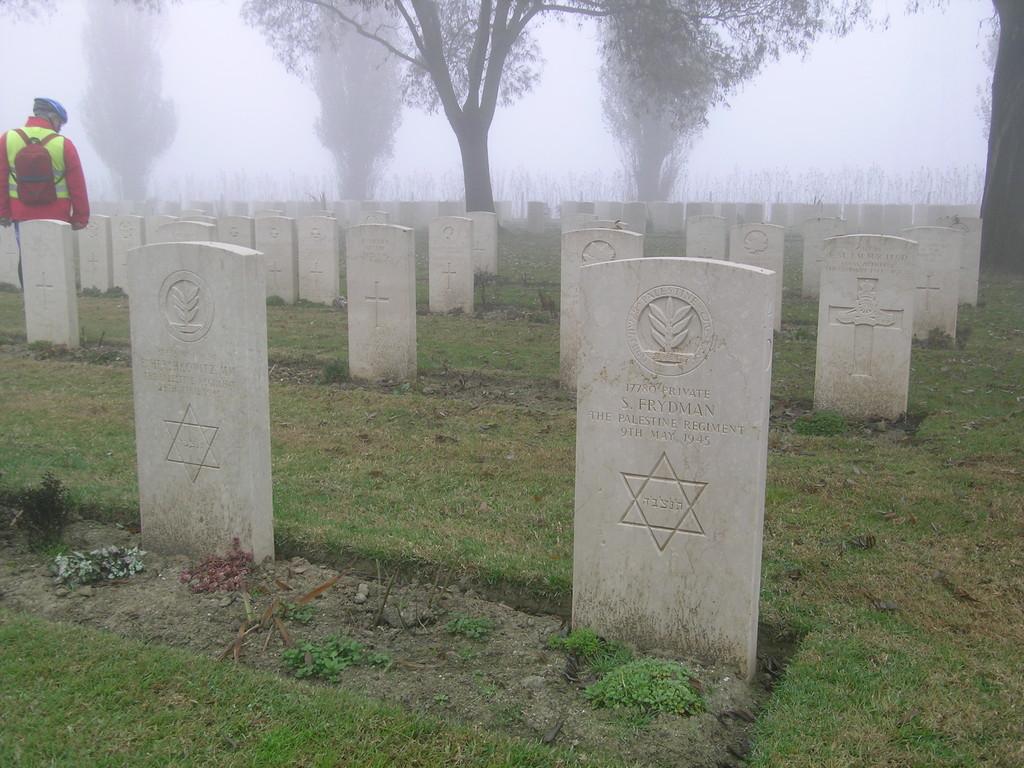 Militi di fede ebraica del reggimento palestinese
