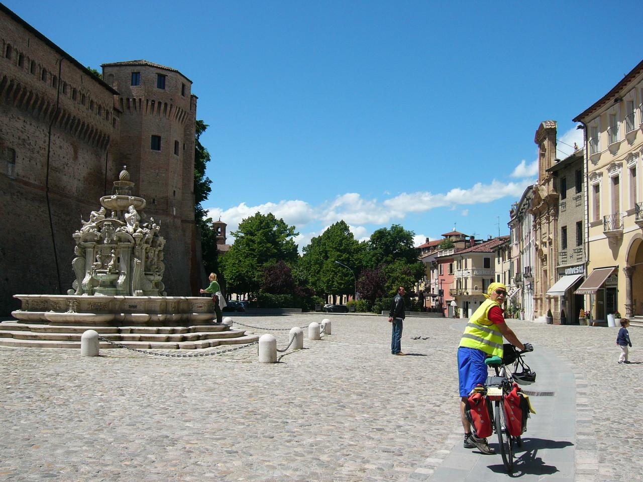 Cesena la Piazza principale