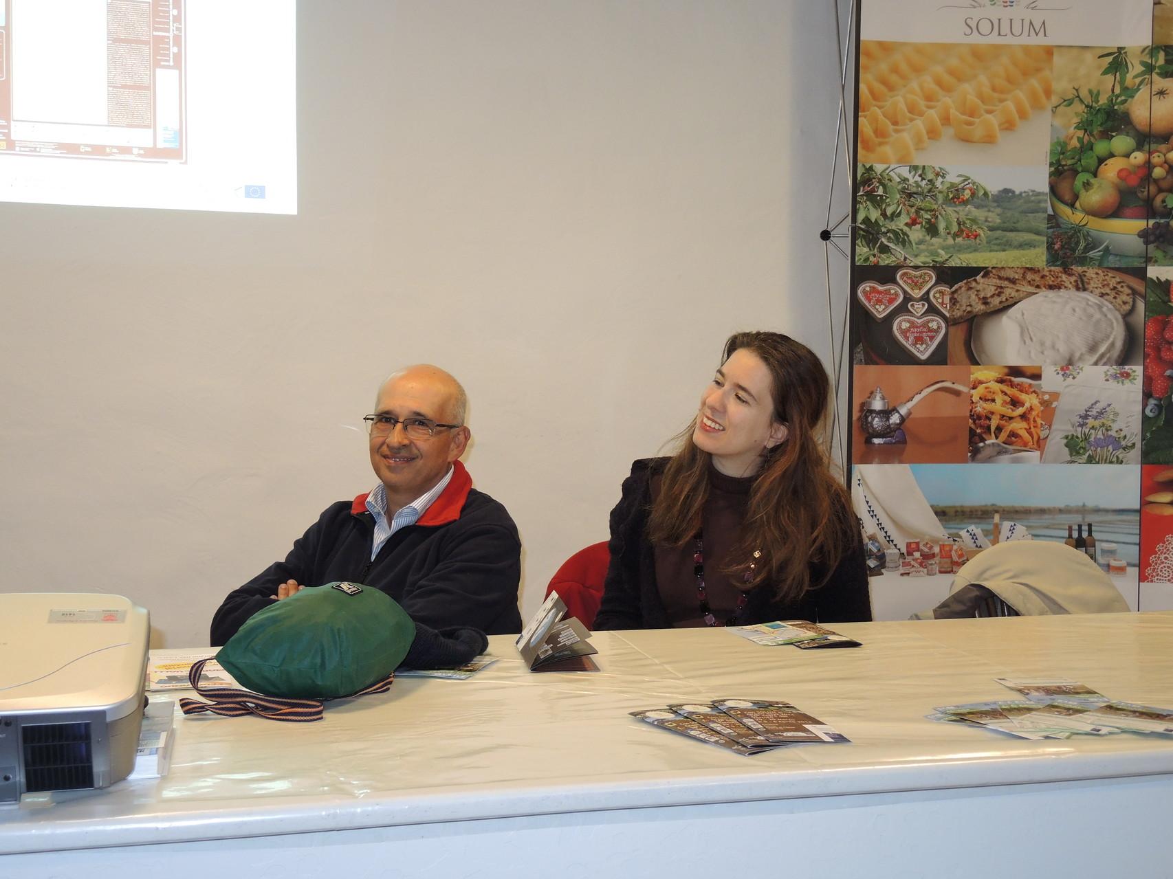 intervento dell'assesore Ambiente Prov. RA Mara Roncuzzi