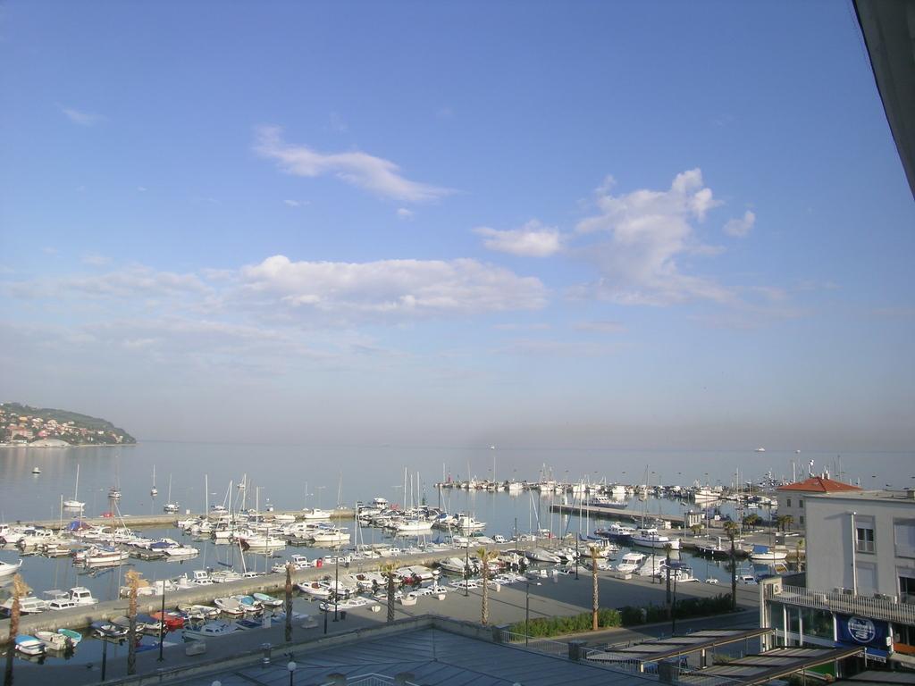 Panorama del porticciuolo di Koper