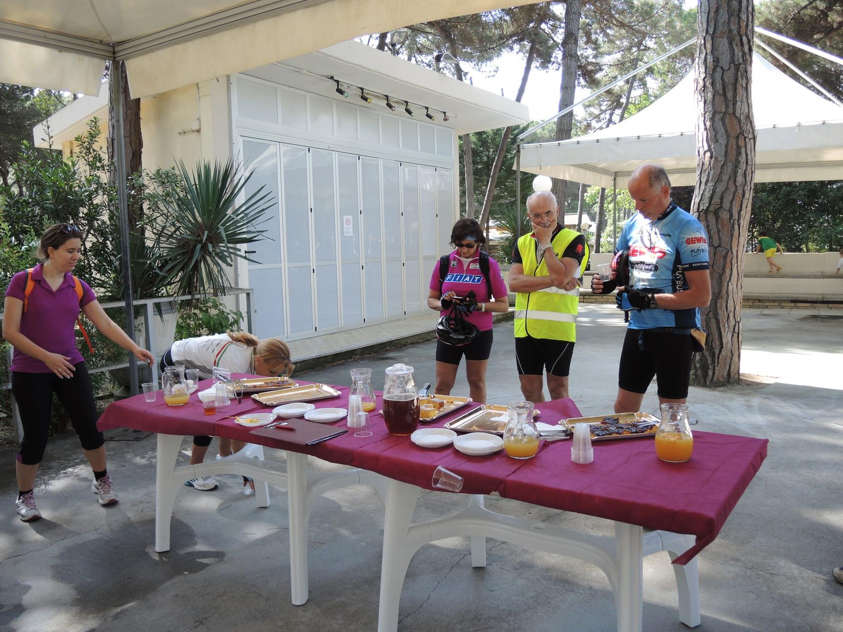 accoglienza presso Camping Villaggio del Sole a Marina Romea