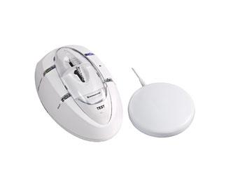 Vibrationskissen und Stroboskoplicht Ei 170 RF