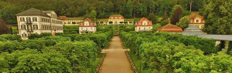 Königliches Flair - nur wenige Kilometer vom Hotel, Restaurant Gasthaus Breitenbach entfernt