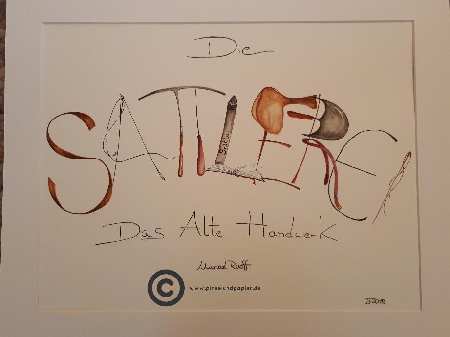 Die Sattlerei