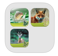 Jagd Saison App Screenshot iPhone