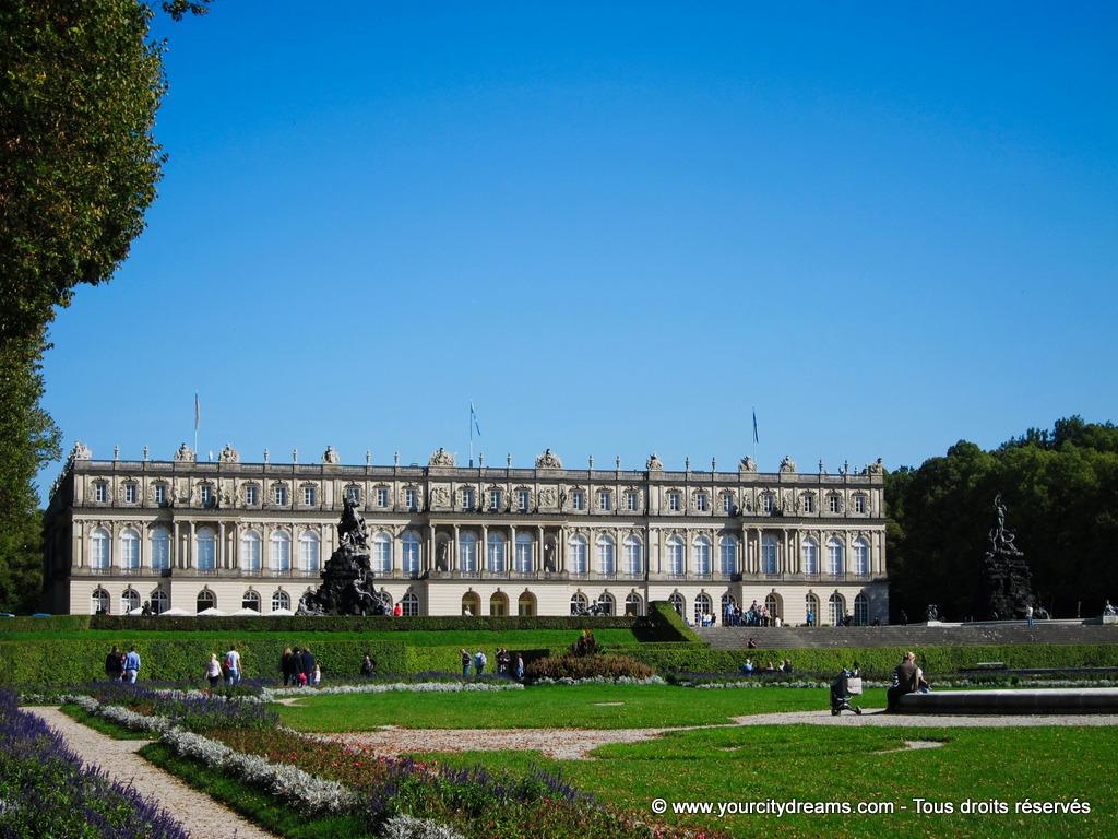Les ch teaux bavarois voyage munich et en bavi re for Circuit jardins anglais