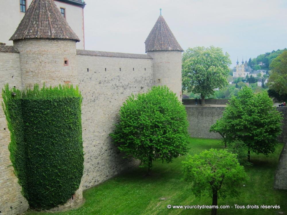 forteresse Baviere