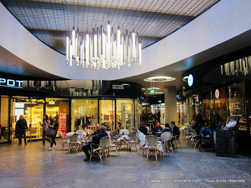Shopping à Munich