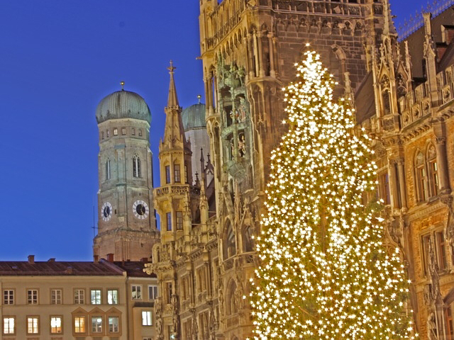 marchés de Noël Munich