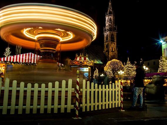 marchés de Noël Bavière