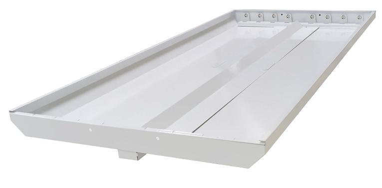 Gabinete Industrial Para 8 Tubos LED