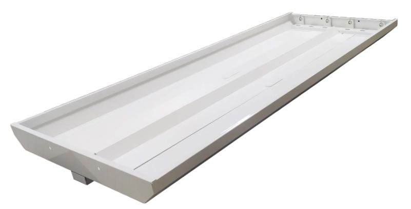 Gabinete Industrial Para 4 Tubos LED