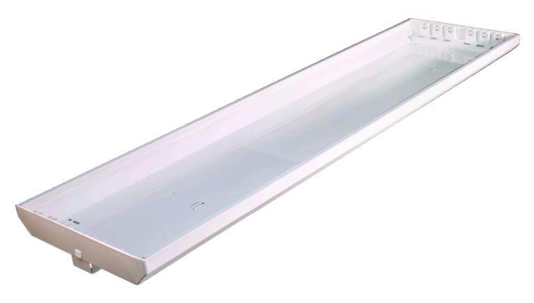 Gabinete Industrial Para 6 Tubos LED