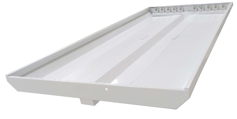 Gabinete Industrial Para 10 Tubos LED