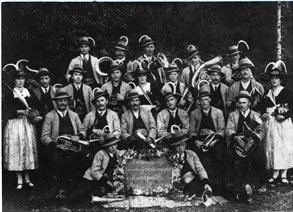 Gründungsfoto 1924