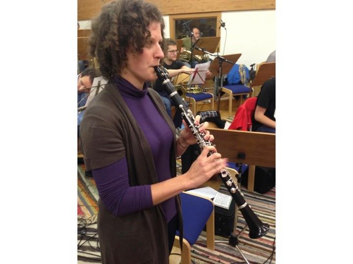 Solistin Lisa Waldner