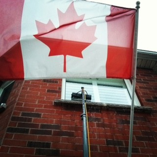 canada, water fed pole, window, cleaning, residential, professional, aquareach