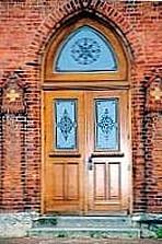 historische Haustür