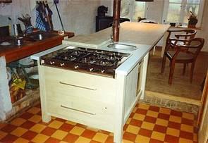 individuelles Küchenelement
