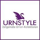 URNSTYLE Urnenhersteller Bestattungsmesse lexikon-bestattungen