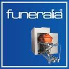 Funeralia Scherenhubwagen Bestattungsmesse lexikon-bestattungen