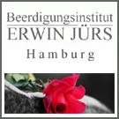 Beerdigungsinstitut Erwin Jürs, Trauerredner Hamburg-Eimsbüttel, Bestattungsdienste, lexikon-bestattungen