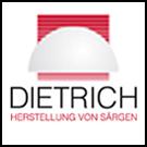 Dietrich Sargfabrikation Grabkreuze Bestattungsmesse lexikon-bestattungen