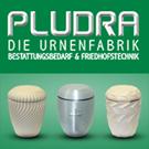 PLUDRA Abbaubare Urnen Bestattungsmesse lexikon-bestattungen