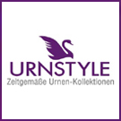 URNSTYLE Naturstoffurnen Bestattungsmesse lexikon-bestattungen