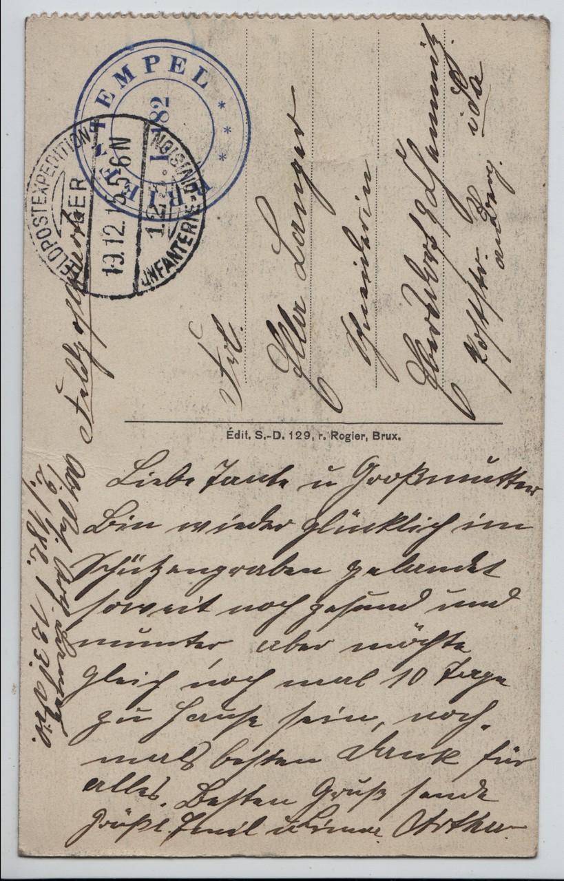 8. 19th Dec 1915