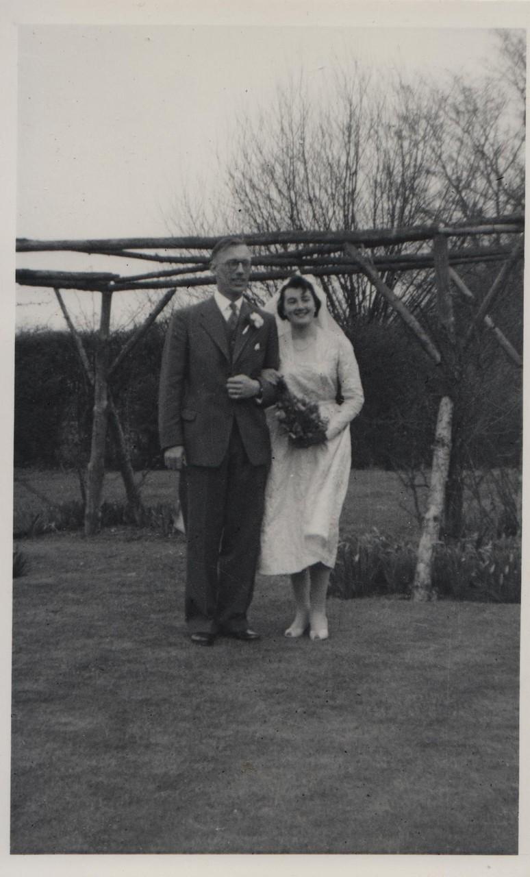 1956 Wedding