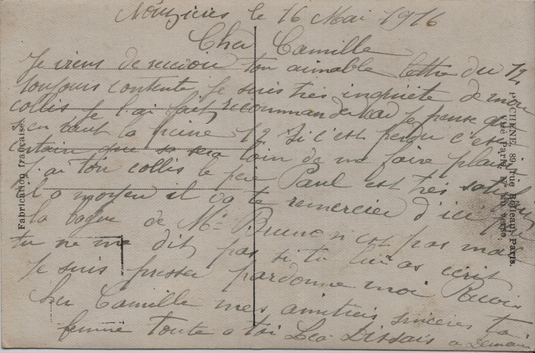 4. Nouzières 16 May 1916