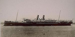 HMS Moldavia