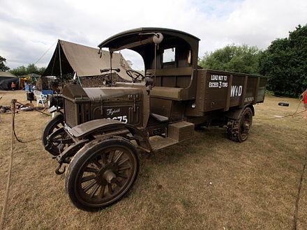 Pierce Arrow 1916 truck