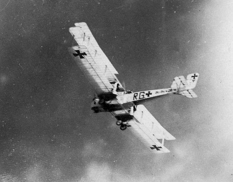 Gotha bomber