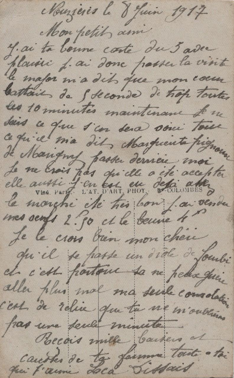 3. Nouzières 8 Juin 1917